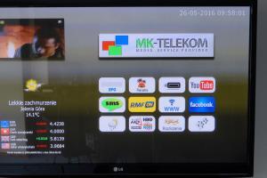 Portfolio for IPTV System for hotels