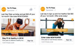Portfolio for Facebook Ads Designer