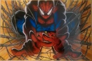 Portfolio for Airbrush art Painting and Drawing