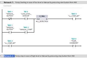 Portfolio for PLC Programmer