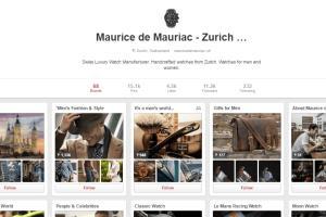Portfolio for Pinterest Marketing