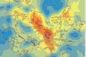 Portfolio for Cartographer and GIS-analyst