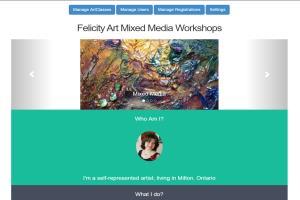 Portfolio for Website development and customization
