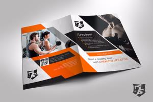 Portfolio for I will design eye catching Brochure