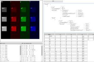 Portfolio for JavaScript programmer/Database architect