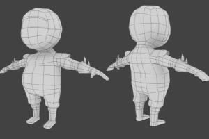 Portfolio for Create 3d Character, Rig, Animation