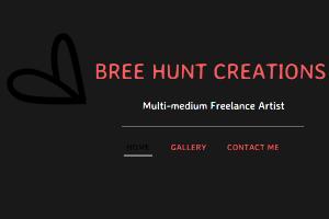 Portfolio for Freelance Artist & 3D Modeler