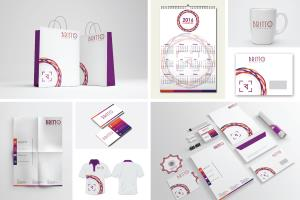 Portfolio for Brand/ Corporate Identity design
