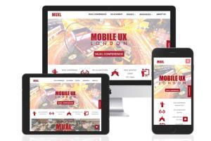 Portfolio for Responsive wordpress Website
