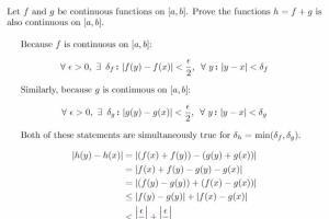 Portfolio for Mathematics Writer