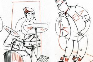 Portfolio for Illustration, comic book art, animation