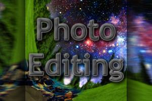 Portfolio for Photo Editing