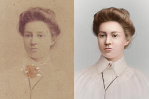 Portfolio for Old Photo Restoration & Colorization