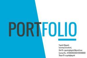 Portfolio for E-Learning individual Trusted freelancer