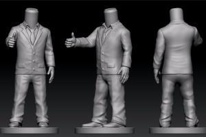 Portfolio for 3d modeller and animator
