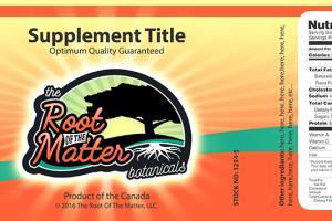 Portfolio for Product Labels