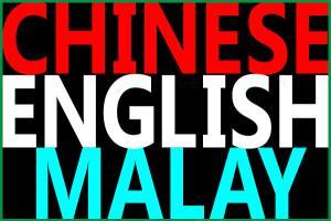 Portfolio for Translation English/Chinese/Malay