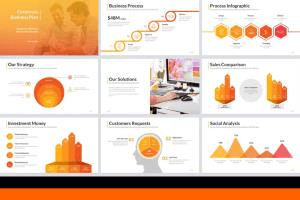 Portfolio for Attractive and Outstanding INFOGRAPHICS