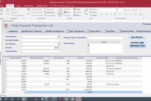 Portfolio for Professional Database and Web Developer