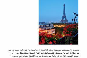 Portfolio for Arabic translator,Travel Agent