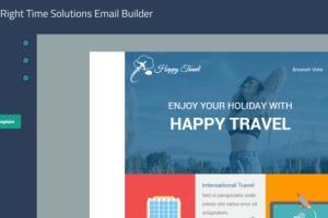 Portfolio for Email Template Developer