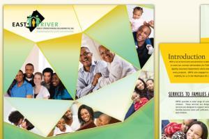 Portfolio for Brochure, Catalog or Booklet Design