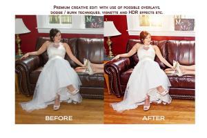 Portfolio for Damaged / aged Photo Restoration