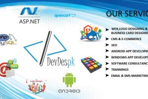 Portfolio for Web and desktop App developer