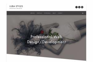 Portfolio for Professional Web Design & Development