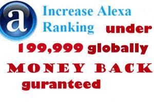 Portfolio for I Will Help Boosting Alexa Rank