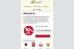 Portfolio for Responsive Html email newsletters design
