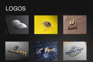 Portfolio for Logo and Branding Design Expert