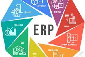 Portfolio for ERP Online Software