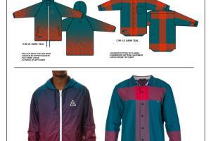 Portfolio for Menswear, Accessories and Graphic Design