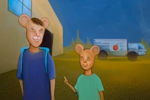 Portfolio for Animated Children