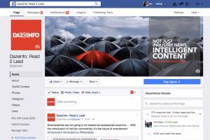 Portfolio for Facebook