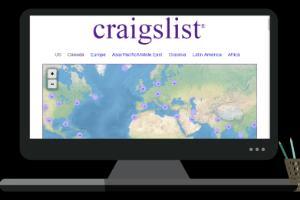 Portfolio for Craigslist posting and flagging service