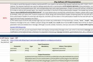 Portfolio for API Development and Integration