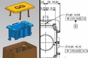 Portfolio for Product Design and CAD Drawing