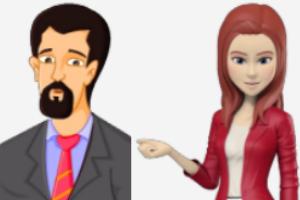 Portfolio for 2D, 3D Animated, Talking Video
