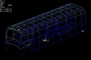 Portfolio for Bus Modeling & Visualization