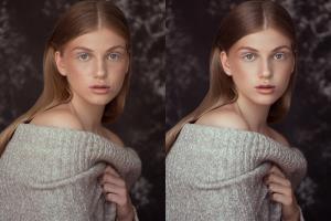 Portfolio for Beauty & Fashion retouching