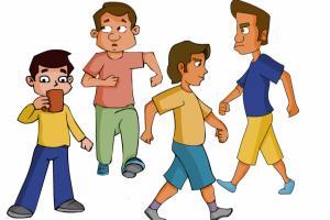 Portfolio for children book illustrations-2d animation