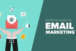 Portfolio for professional email marketing campaign