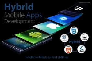Portfolio for Hybrid Mobile Application