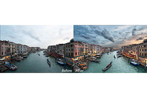 Portfolio for Photography Photo Color Correction
