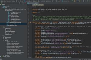 Portfolio for Android Studio Bugs fixing
