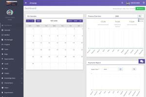 Portfolio for Customer Relationship Management System