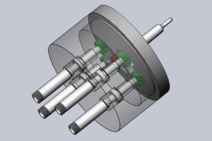 Portfolio for CAD,CAM&CAE