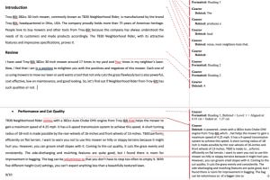 Portfolio for Editing | Proofreading